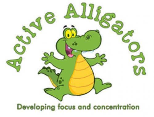 Active Alligators