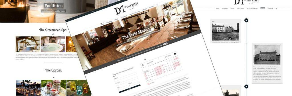 The Dale Manor Website