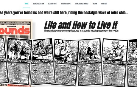 Life and How to Live It Homepage