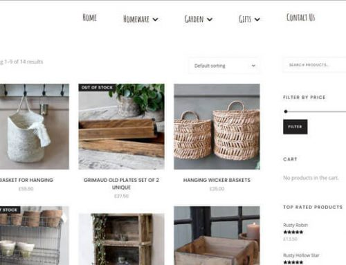 Isary Homeware and Gifts